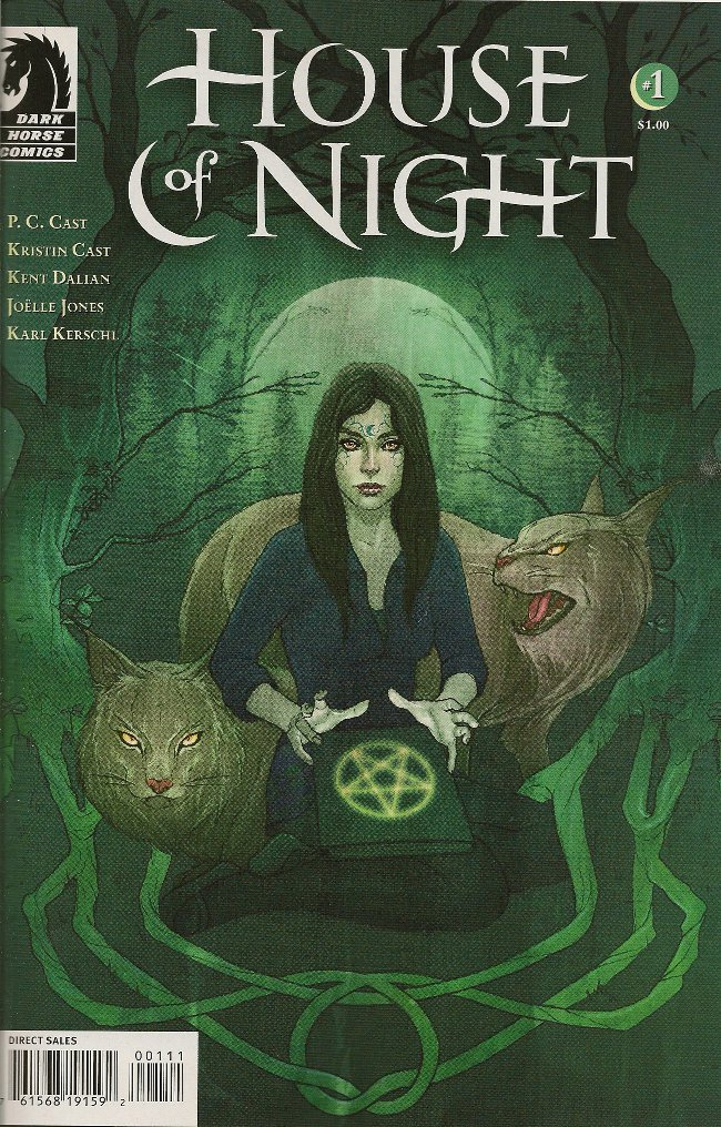 I Was A Teen Vampire Er Vampyre Review Of House Of Night 1