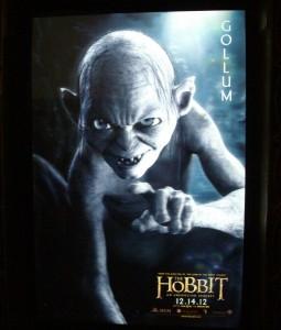 hobbit_gollum_poster_sdcc_2012