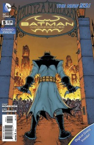 Batman Incorporated #5