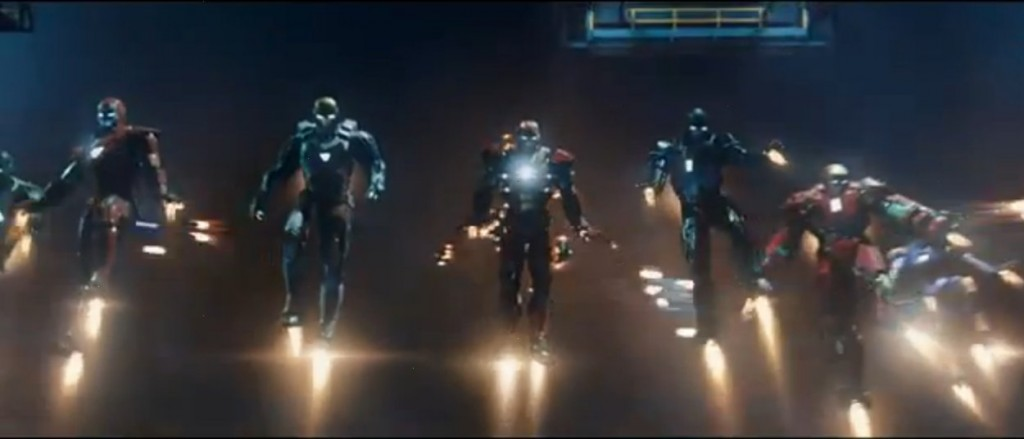 All The Iron Men