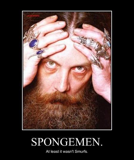 Spongemen